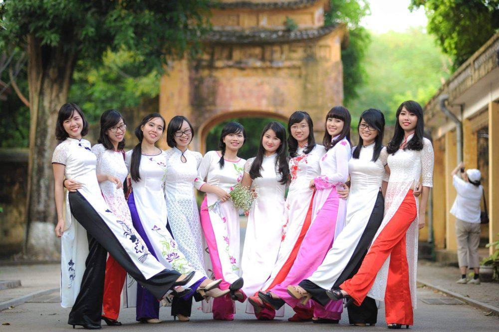 Dịch vụ chụp kỷ yếu đẹp tại Hà Nội
