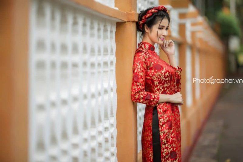 Dịch vụ chụp ảnh áo dài Photographer.vn