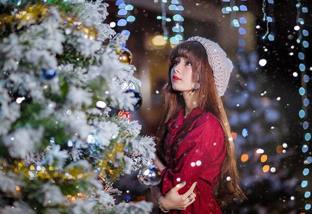Dịch vụ chụp ảnh Giáng sinh chuyên nghiệp