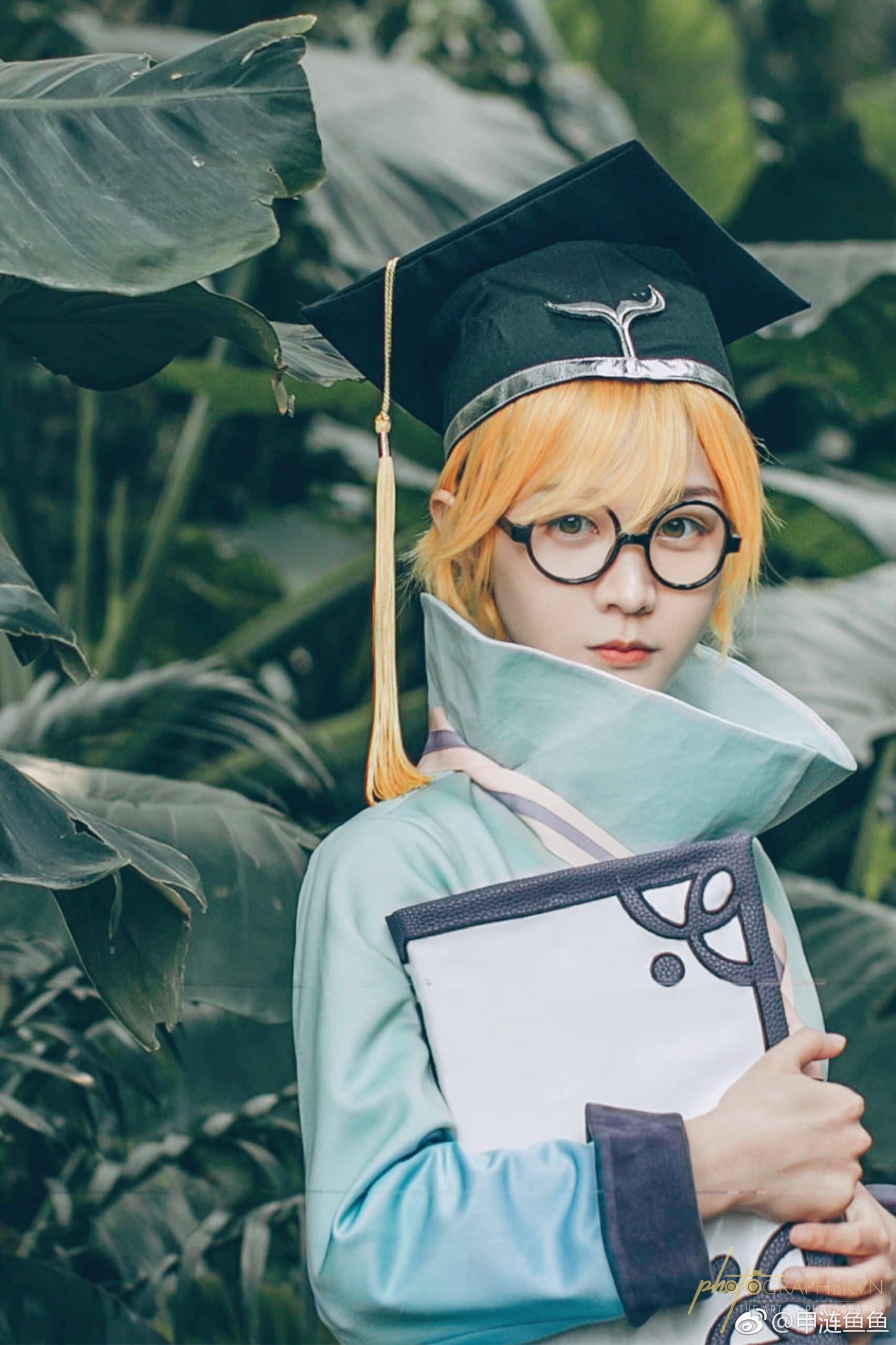 chup anh nam cosplay de thuong scaled